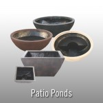 Patio Ponds