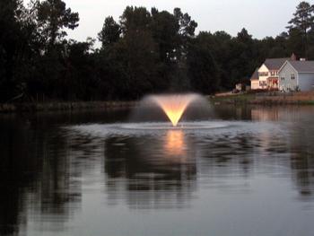 Kasco Aerating Fountain 3400vfx Amp 3400hvfx 3 4 Hp Kasco
