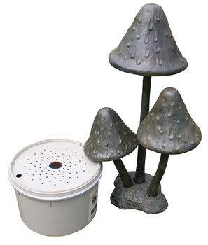 Giant Mushroom Fountain by Aquascape - Truck Ship