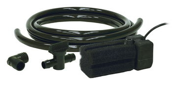 AquaBasin Pump Kits and Accessories by Aquascape