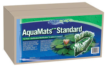 AquaMats Filtration Media by AquaScape