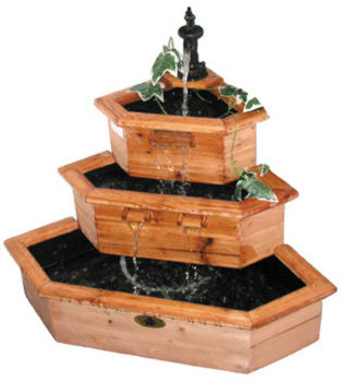 3-Tier Corner Fountain