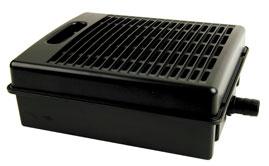 Tetra submersible flat box filter submersible filters for Submersible pond filter system
