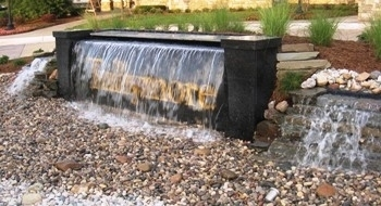 Pro Series Waterfall Spillways Easypro Pond Products