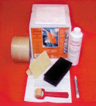 Quick Seam Tape Kit by Firestone