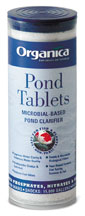 Pond Tablets by Organica