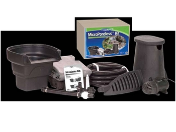 MicroPondless Waterfall Kit