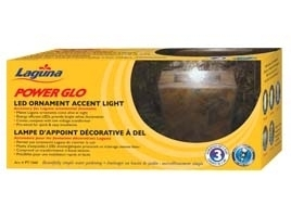 PowerGlo LED Ornament Accent Light by Laguna