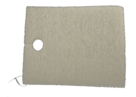 Standard large classic skimmer mat 18 x 15 x 2 for Pond filter mat
