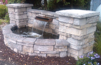 Formal Waterfall Kits Easypro Pond Supplies