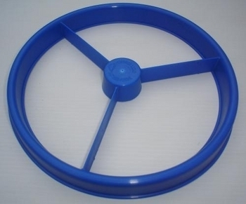Fish feeding ring by nishikoi discontinued products for Fish feeding ring