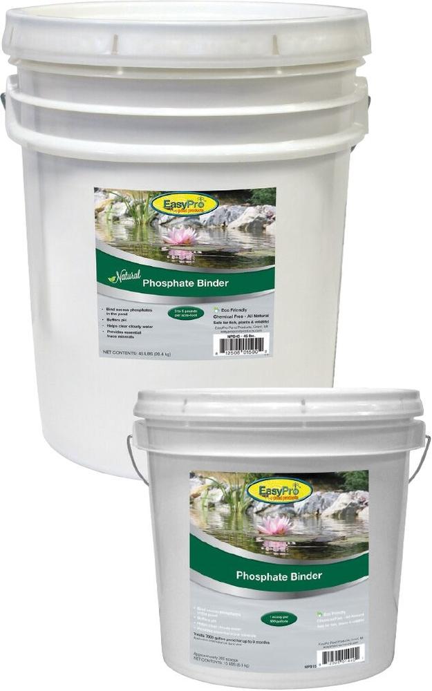 Phosphate Binder By Easypro Pond Products Phosphate Control