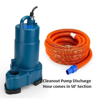 Pond Cleanout Pump | Aquascape Pumps