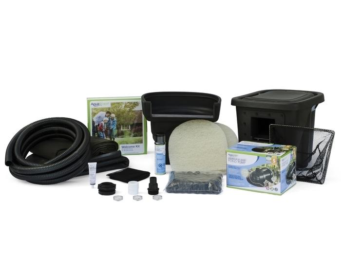 Aquascape diy pond kits for Pond kits supplies