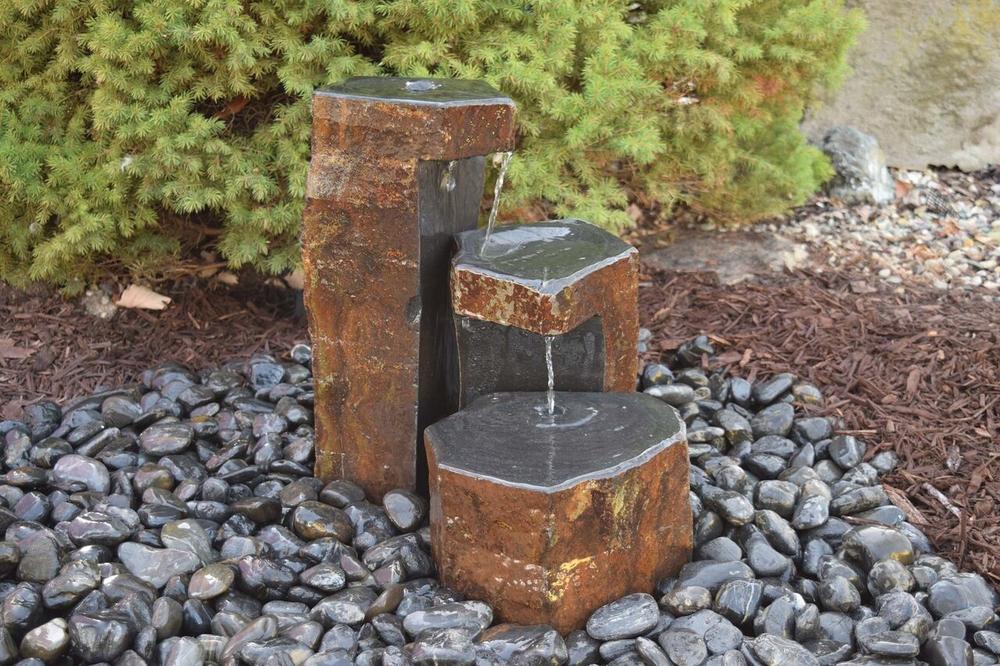Keyed Spillway Basalts Basalt Fountains