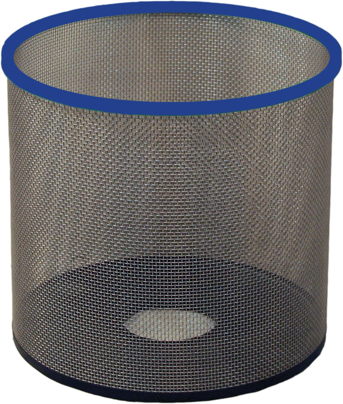 Filter basket replacement screen submersible filters for Pond filter basket