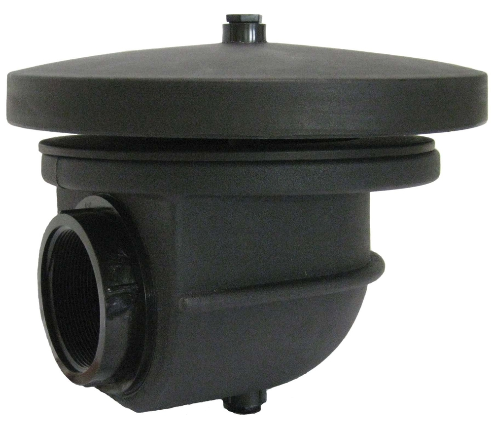 Bottom drains by easypro pond products bottom drains for Bottom drain pond filter