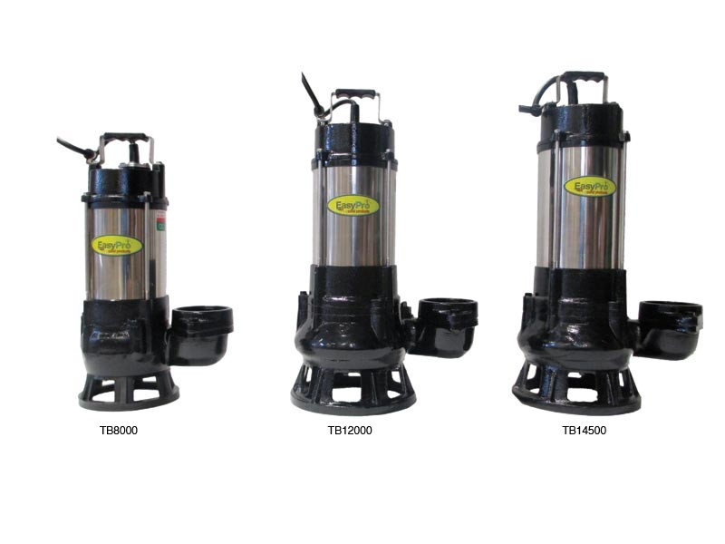 Easypro Pond Pumps Tb High Head Series
