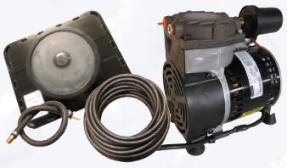 1/4 HP Rocking Piston Air Compressor Kit by EasyPro Pond Products
