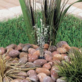 Pond Kit Pebble Fountain Water Feature