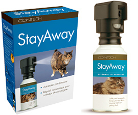 Stayaway Motion Activated Pet Deterrent By Contech