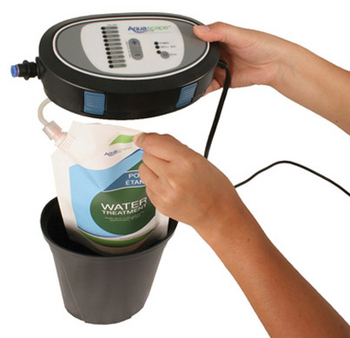 Automatic Dosing System by Aquascape | Water Conditioners