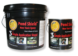 Pond Shield Epoxy by Pond Armor | Pond Liners