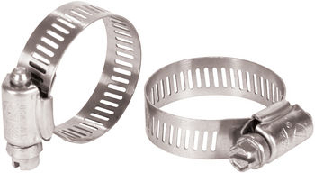 Stainless Steel Hose Clamps by AquaScape | Clamps