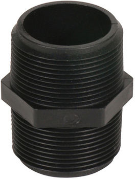 Male Thread Nipple by AquaScape | Adapter/Coupling