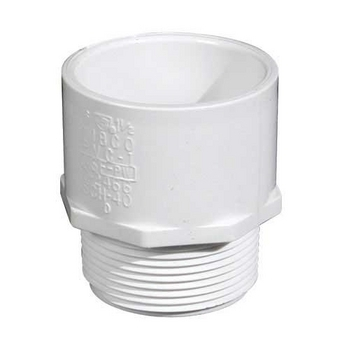 PVC Male Pipe Adapter | Adapter/Coupling