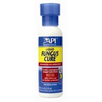 Fungus Cure Liquid by Aquarium Pharmaceuticals | Fish Care (Protection & Treatment)