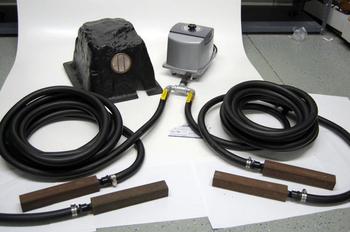 Hakko 80 Complete Aeration Pond Kit   Pond Aerators