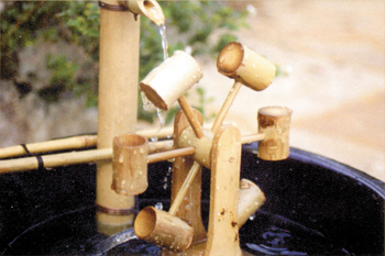 Bamboo Water Wheel by Bamboo Accents | Spitters