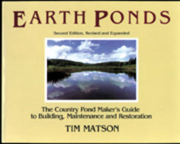 Earth Ponds by Tim Matson | Books/DVD's