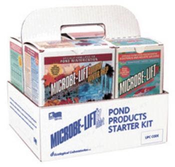 Microbe-Lift Easy Start Pond Kit | Pond Water Treatment