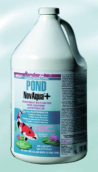 Pond NovAqua Plus Water Conditioner by Kordon | pH Control