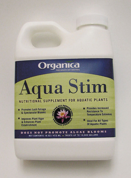 Aqua stim all natural aquatic plant stimulator by organica for Ultimate koi clay