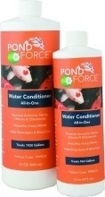 Water Conditioner All-In-One by Pond Force   Water Conditioners