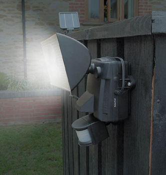Solar Security Light 10 Watt Halogen Solar Lights