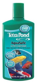 Tetra Pond Water Treatment - Aquasafe Pond Formula