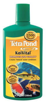 Tetra pond koi vital for Ultimate koi clay