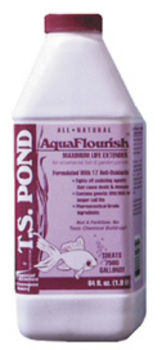AquaFlourish by T.S. Pond | Water Conditioners