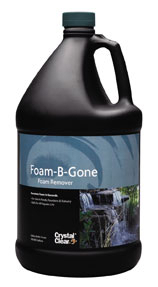 Foam-B-Gone by Crystal Clear | Defoamers