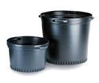 White-Ridge Blow-Molded Aquatic Containers | Plant Containers