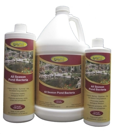 All Season Liquid Pond Bacteria by EasyPro | EasyPro Pond Products