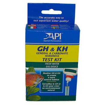 Aquarium pharmaceuticals gh kh test kit by mars fishcare for Koi pond kh level