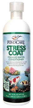 Stress Coat by PondCare | Water Conditioners