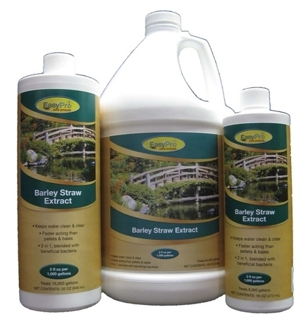 Liquid Barley Straw Extract by EasyPro | Water Conditioners