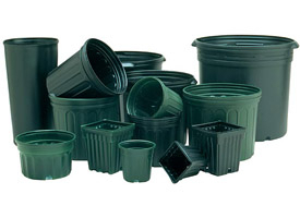 Classic Blow-Molded Containers by Nursery Supplies | Plant Containers