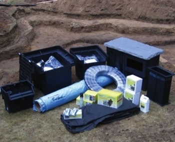 Large Pond Kit Systems | EasyPro Pond Products